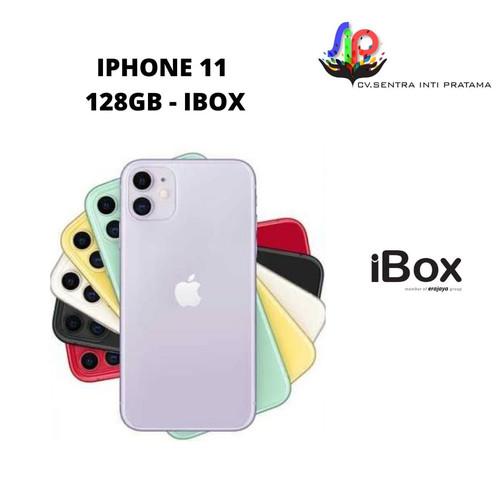 Foto Produk Iphone 11 128GB Garansi Resmi TAM / Ibox - black, 128 New Package dari Cv.Sentra inti pratama