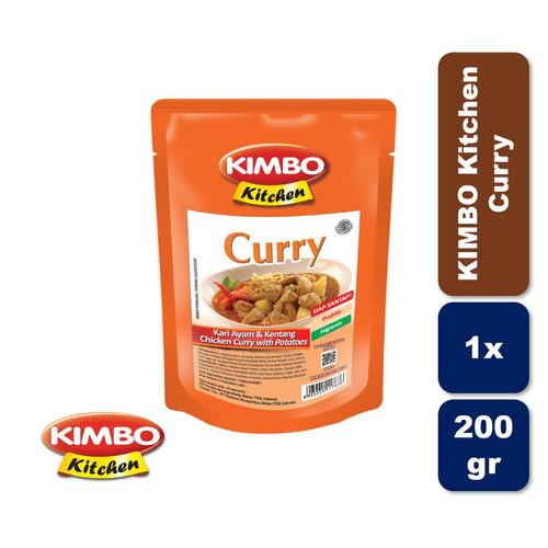 Foto Produk Kimbo Kitchen Curry dari KIMBO