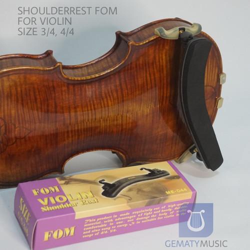 Foto Produk Shoulder Rest Fom Violin - Shoulder Rest Biola 3/4 - 4/4 dari Gematy Music
