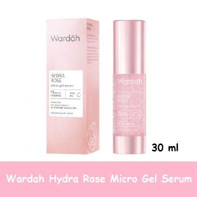 Foto Produk Wardah Hydra Rose Micro Gel Serum dari Debelleza Shop
