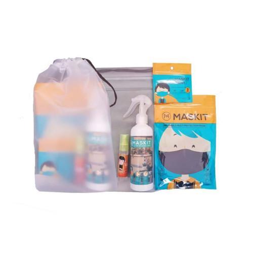 Foto Produk Paket 45 pax New Normal Kit dari Maskit Store