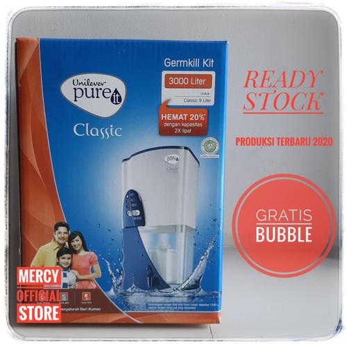 Foto Produk Pureit Germkill Kit 3000 L Classic 9L Pure It Germ Kill 3000L - Free Bubble dari Mercy Toys