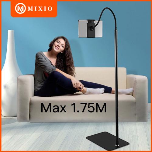 Foto Produk MIXIO Lazypod Lantai 1.75M Phone Tablet Holder Lazy Pod stand Tablet dari MIXIO Official Store