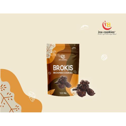 Foto Produk Mini Brownies Cookies dari Inacookies Official