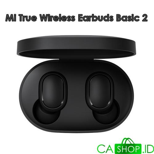 Foto Produk Mi True Wireless Earbuds TWS Basic 2 - New Original Garansi Resmi - Black dari CA Shop