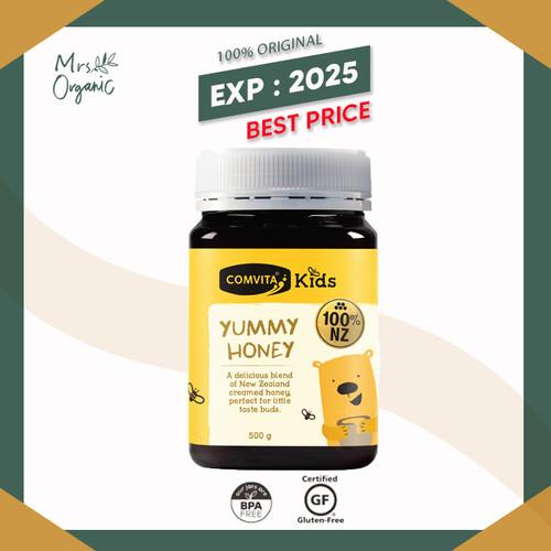 Foto Produk Comvita Kids Yummy Honey 500g dari Mrs Organic