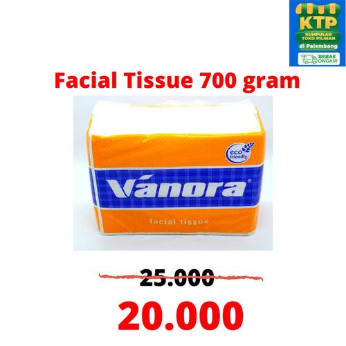 Foto Produk Tisu Facial Vanora 700 gram 2 ply Murah Termurah / Facial Tissue dari weneedpackaging