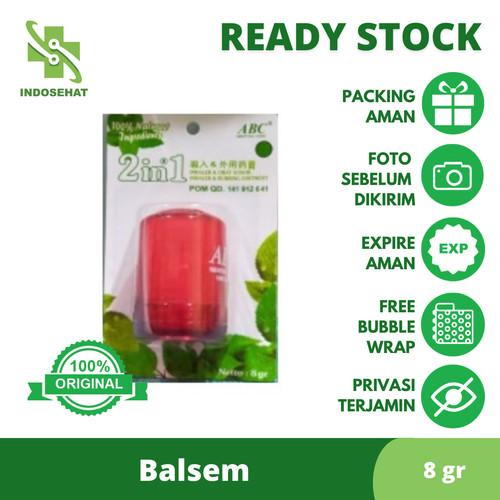 Foto Produk ABC Menthol Cone Kecil 8 Gram Warna Merah dari Toko Obat IndoSehat