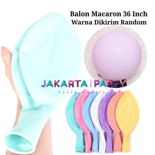 Foto Produk Balon Latex Doff JUMBO / Balon Latex Doff / Balon Doff Jumbo 36 Inch dari Jakarta Party