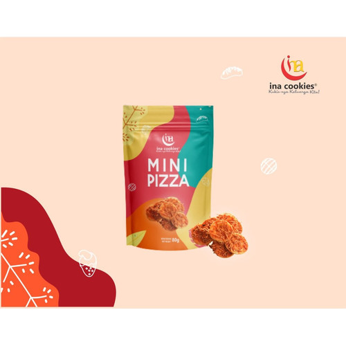 Foto Produk Mini pizza dari Inacookies Official