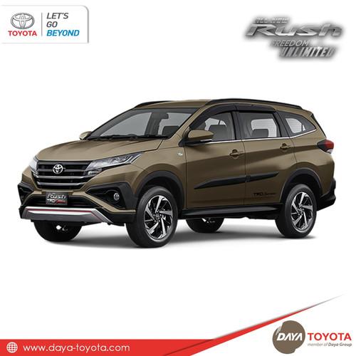 Foto Produk RUSH G S AT/MT dari Daya Toyota Official