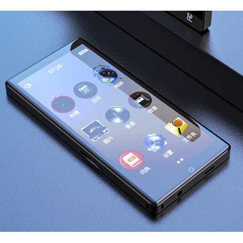 Foto Produk RUIZU H1 MP4 VIDEO PLAYER RUIZU 8GB MP3 BLUETOOTH dari Hokky Dokky