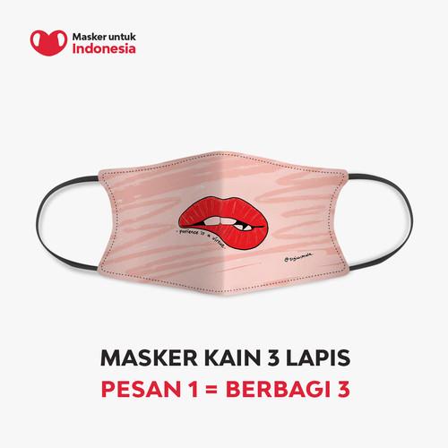 Foto Produk Sigi Wimala x Masker untuk Indonesia dari Masker untuk Indonesia
