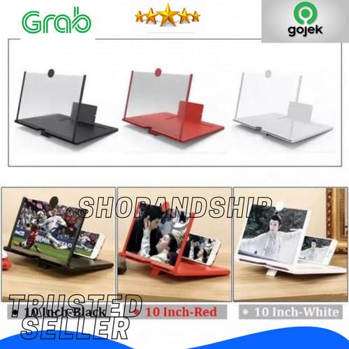 Foto Produk Kaca Pembesar Video Layar Handphone HP Smartphone Portable Home Cinema dari Shopandship