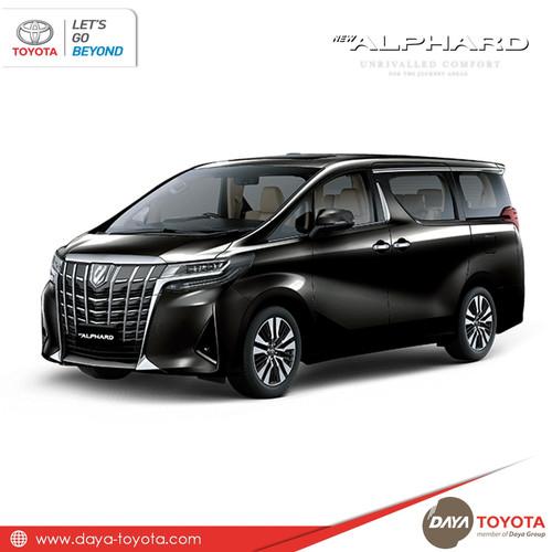 Foto Produk ALPHARD 2.5 G A/T dari Daya Toyota Official