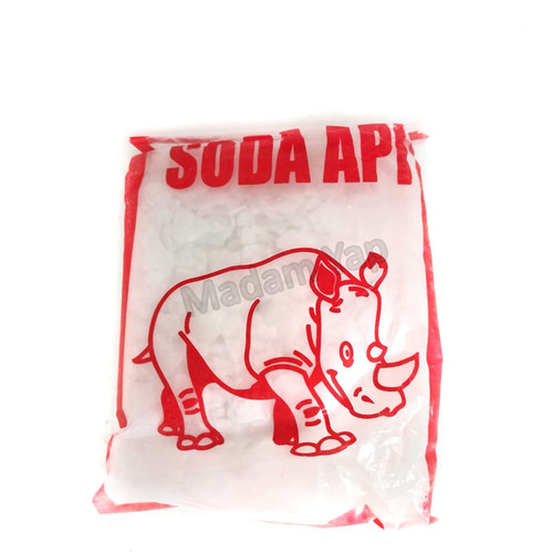 Foto Produk Soda Api Bubuk 1KG 1/2KG/Obat Mampet Anti Sumbat WC 0,5 kg 1 kg ORI - 500 Gram dari Madam Yap
