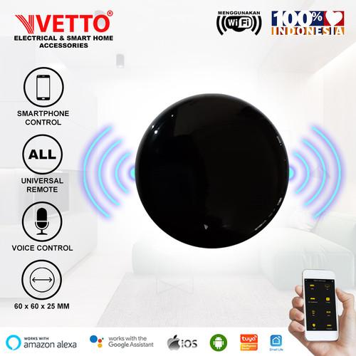 Foto Produk VETTO Smart UNIVERSAL IR REMOTE Wifi Wireless IoT For Home Automation dari Vetto Smart Home