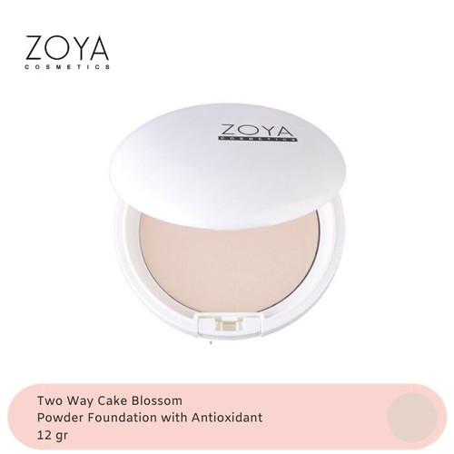 Foto Produk Zoya Cosmetics Natural White Two Way Cake Blossom 01 dari Zoya Cosmetics Official