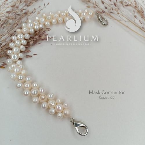 Foto Produk Connector Masker 05 dari Pearlium - Mutiara Lombok Premium