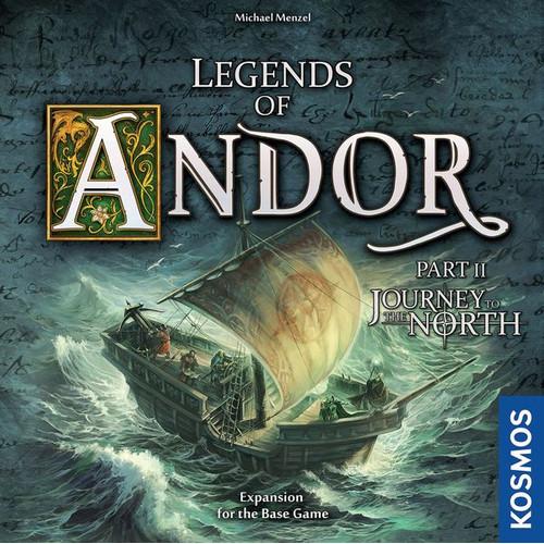 Foto Produk Legends of Andor: Journey to the North ( Original ) Board Game - TBG dari Toko Board Game