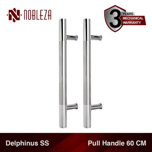 Foto Produk NOBLEZA Delphinus SS 60 cm Pull Handle Gagang Tarikan Pintu Rumah dari Nobleza Hardware
