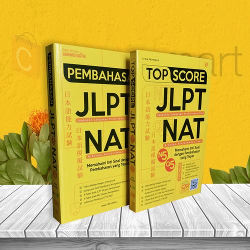 Foto Produk BUKU SOAL TES BAHASA JEPANG: TOP SCORE JLPT N5 MATERI SOAL PEMBAHASAN dari cerdas media
