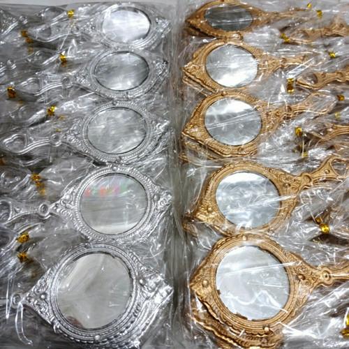 Foto Produk Souvenir Pernikahan Kaca gagang Murah Sovenir cermin Pernikahan Unik dari ZA MODE