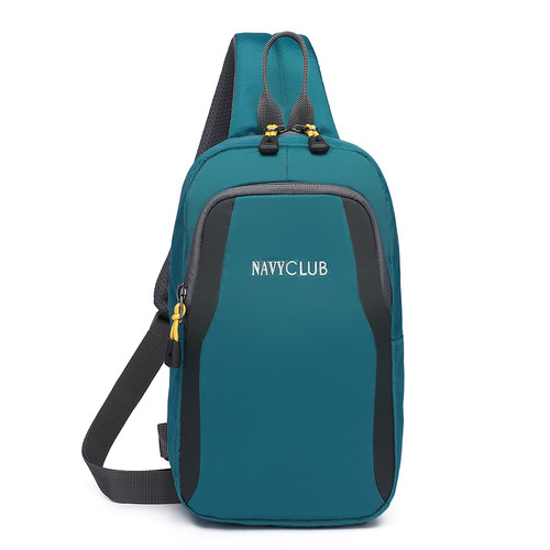 Foto Produk Navy Club Tas Trendy Tas Selempang Travel Crossbody Bags GFJ - Hijau dari Navy Club Official Store