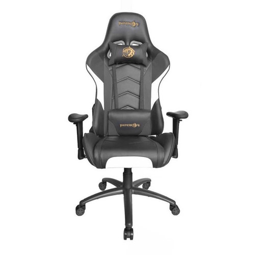 Foto Produk Imperion Phoenix 301 Gaming Chair / Kursi Gaming Imperion Phoenix 301 - Hitam dari Mitra Media Com