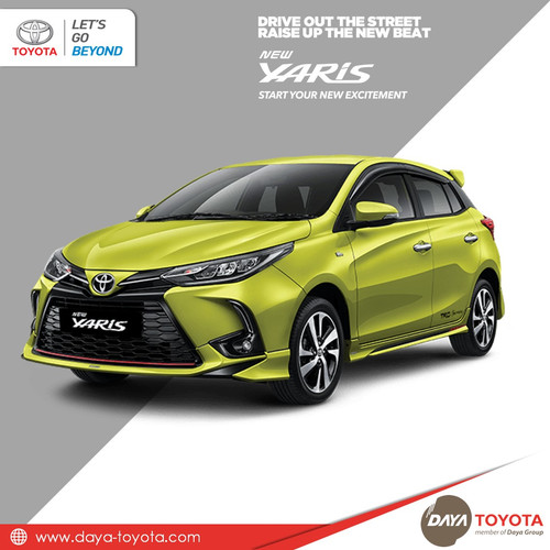 Foto Produk New Yaris All Variant dari Daya Toyota Official