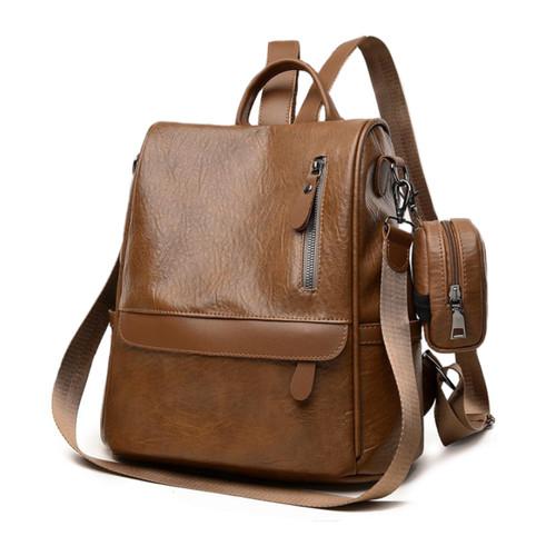 Jual Tas Ransel Backpack Wanita Multifungsi 92674 Kota Padang Join Kuota Tokopedia