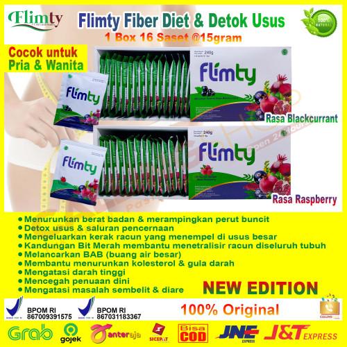 Foto Produk Flimty Herbal Diet - Raspberry dari Calling Caling SHOP