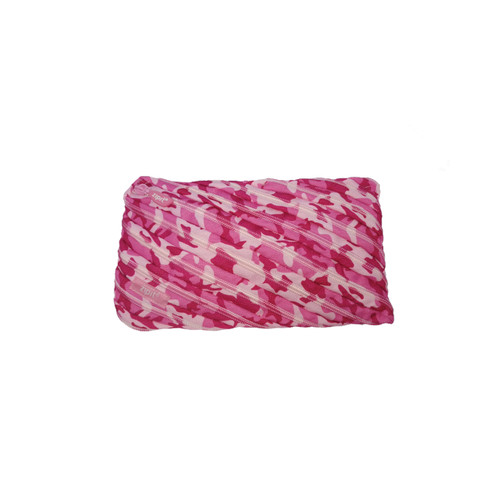 Foto Produk Tempat Pensil / Tempat Kosmetik Lucu - Zipit Camo Pouch dari Zipit Indonesia