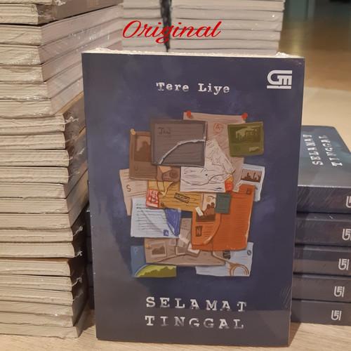 Foto Produk Novel Selamat Tinggal By Tere Liye dari Showroom Books