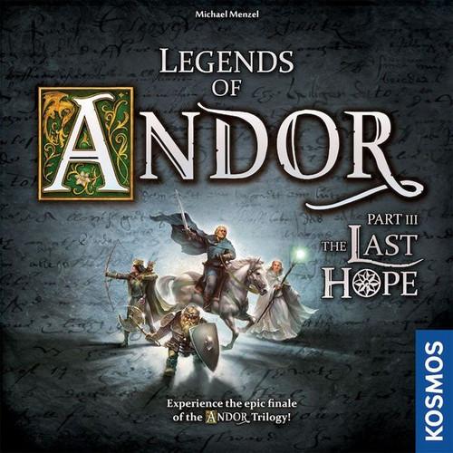 Foto Produk Legends of Andor: The Last Hope ( Original ) Board Game - TBG dari Toko Board Game