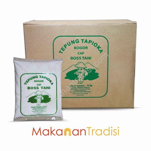 Foto Produk Sagu Boss Tani 10 Kg dari Makanan Tradisi Id