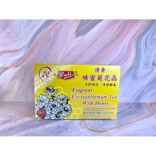 Foto Produk Teh Chrysanthemum dengan madu / chrysantemum tea with honey - DALI SU dari JURAGAN SEMBAKO ONLINE