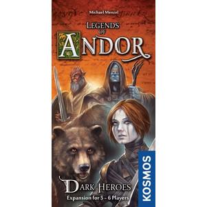 Foto Produk Legends of Andor: Dark Heroes ( Original ) Board Game Expansion dari Toko Board Game