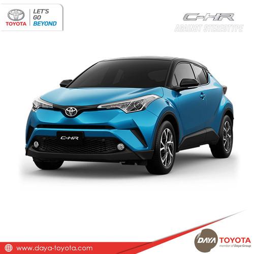 Foto Produk C-HR 1.8 A/T SINGLE TONE dari Daya Toyota Official