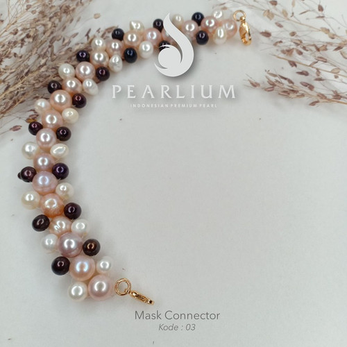 Foto Produk Connector Masker 03 dari Pearlium - Mutiara Lombok Premium