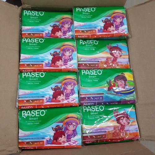 Foto Produk Tissue PASSEO SMART travel pack 50 sheets dari Packing Packing