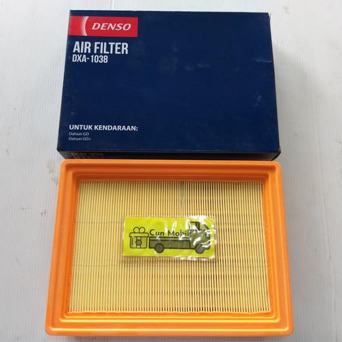 Foto Produk Filter udara Denso Datsun Go.. Go Panca DXA 1038 dari Cun Mobil