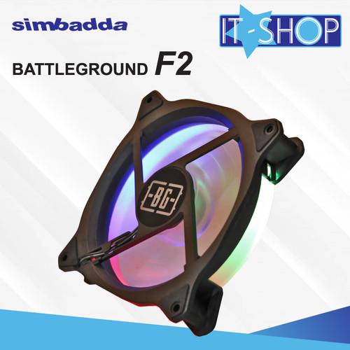 Foto Produk Simbadda Fan Battleground F2 RGB dari IT-SHOP-ONLINE