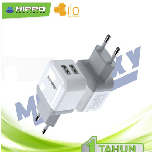 Foto Produk Adapter Charger Hippo Costa Gen 2 Smart Detect Charging dari mmcroxy.onlineshop