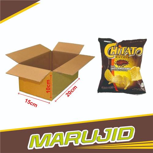 Foto Produk KARDUS BOX 20x15x10 | 20x10x15 | KARDUS dari MARUJID ONLINE