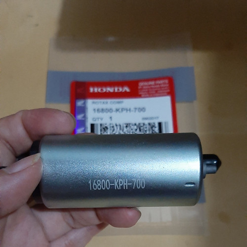 Foto Produk Rotak Dinamo Fuel Pump Honda Supra X 125 FI Old CBR 250R KPH KYZ dari SAMUDERA LAUTAN PARTS