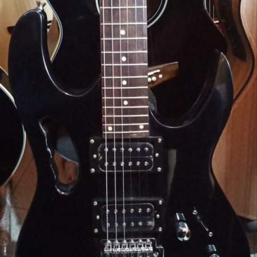 Foto Produk Gitar Elektrik Ibanez Black dari GraceGuitarGallery