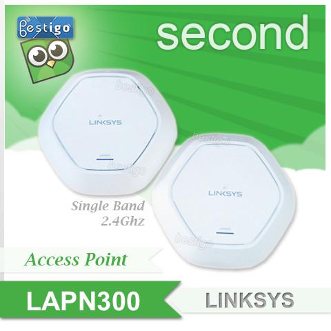 Foto Produk Access Point Linksys LAPN300 Business Wireless Single Band 2.4GHZ dari BESTIGO PABX TELEPON