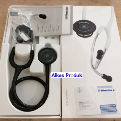 Foto Produk Stetoskop Duplex Riester 2.0 Germany Stetoskop Dewasa dari alkes produk