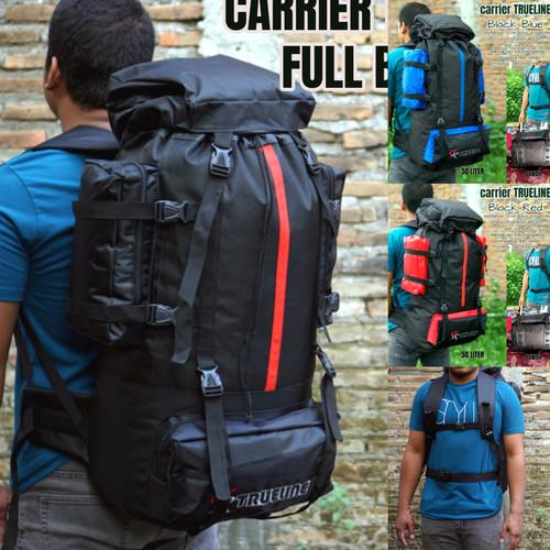 Foto Produk tas ransel gunung traveller camping hiking carier carrier pria wanita dari ORIEN ID